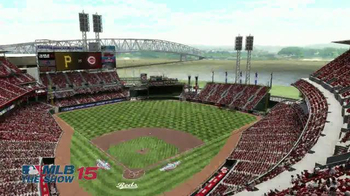 PlayStation MLB 15: The Show TV Spot, 'America's Digital Pastime' - Thumbnail 3