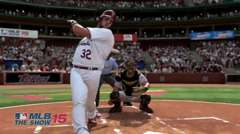 PlayStation MLB 15: The Show TV Spot, 'America's Digital Pastime' - Thumbnail 4
