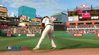 PlayStation MLB 15: The Show TV Spot, 'America's Digital Pastime' - Thumbnail 5