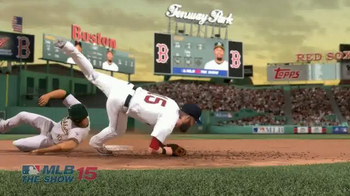 PlayStation MLB 15: The Show TV Spot, 'America's Digital Pastime' - Thumbnail 6