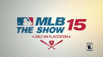PlayStation MLB 15: The Show TV Spot, 'America's Digital Pastime' - Thumbnail 9