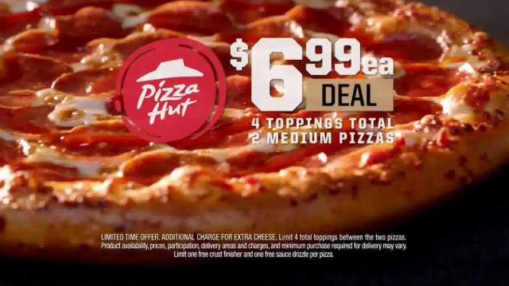 View Pizza Hut Deals How to Use Coupons and Codes. Pizza Hut Tips & Tricks Pizza Hut offers several weekly deals on their homepage. You can also join Hut Rewards to earn points towards free pizza.