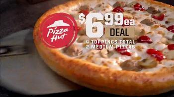 Pizza Hut $6.99 Deal TV Spot, 'Go Wild' - Thumbnail 2