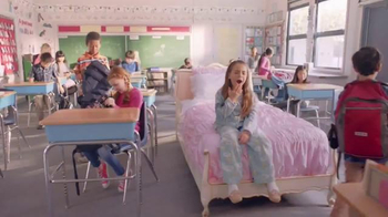 Children's Claritin TV Spot, 'Bed Time in Class'
