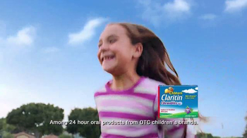 Children's Claritin TV Spot, 'Bed Time in Class' - Thumbnail 5