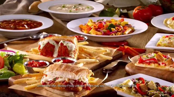 Olive Garden Unlimited Soup, Salad & Breadsticks TV Spot, 'Never Too Much' - Thumbnail 10