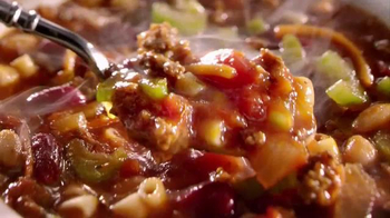 Olive Garden Unlimited Soup, Salad & Breadsticks TV Spot, 'Never Too Much' - Thumbnail 6