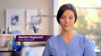 ACT Fluoride Advanced Care TV Spot, 'Dental Hygienist Amy Robinson'