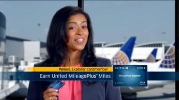 United MileagePlus Explorer Chase Card TV Spot, 'Put Everything On It' - Thumbnail 2