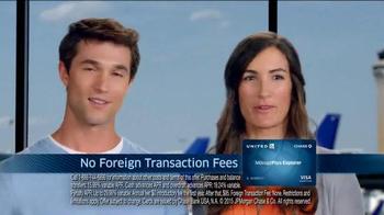 United MileagePlus Explorer Chase Card TV Spot, 'Put Everything On It' - Thumbnail 6