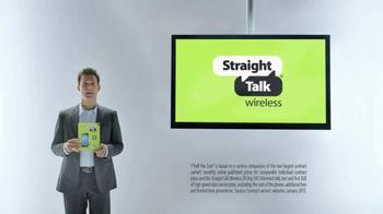 Straight Talk Wireless TV Spot, 'Painting' Featuring Bob Ross - Thumbnail 1