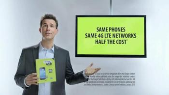 Straight Talk Wireless TV Spot, 'Painting' Featuring Bob Ross - Thumbnail 2