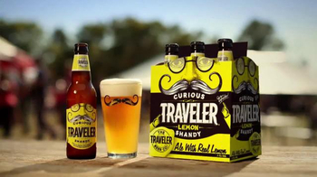 Curious Traveler Lemon Shandy  TV Spot, 'Road to Refreshment: Part Two' - Thumbnail 10