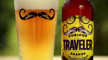 Curious Traveler Lemon Shandy  TV Spot, 'Road to Refreshment: Part Two' - Thumbnail 3