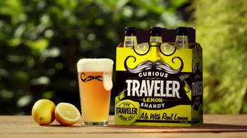 Curious Traveler Lemon Shandy  TV Spot, 'Road to Refreshment: Part Two' - Thumbnail 4
