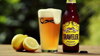 Curious Traveler Lemon Shandy  TV Spot, 'Road to Refreshment: Part Two' - Thumbnail 7