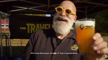 Curious Traveler Lemon Shandy  TV Spot, 'Road to Refreshment: Part Two' - Thumbnail 9