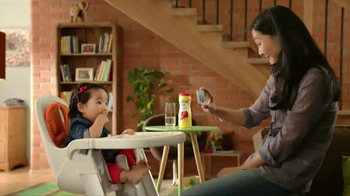 Gerber Graduates Puffs TV Spot, 'Ava Wasted Time on Toes' - Thumbnail 1
