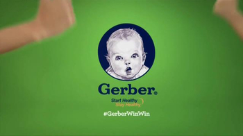 Gerber Graduates Puffs TV Spot, 'Ava Wasted Time on Toes' - Thumbnail 10