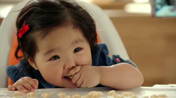 Gerber Graduates Puffs TV Spot, 'Ava Wasted Time on Toes'