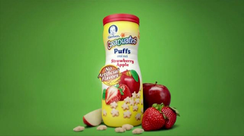Gerber Graduates Puffs TV Spot, 'Ava Wasted Time on Toes' - Thumbnail 9