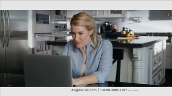 Angie's List TV Spot, 'Night Light' - Thumbnail 6