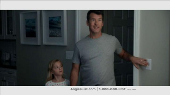 Angie's List TV Spot, 'Night Light' - Thumbnail 7