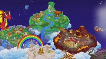 Dragon City App TV Spot, 'Raise Your Dragons' - Thumbnail 2