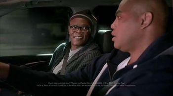 Capital One TV Spot, 'Annapolis' Feat. Samuel L. Jackson, Charles Barkley - Thumbnail 6