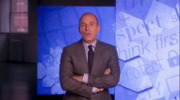 The More You Know TV Spot, 'Set Rules Online' Featuring Matt Lauer - Thumbnail 1