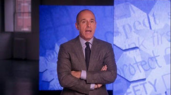 The More You Know TV Spot, 'Set Rules Online' Featuring Matt Lauer - Thumbnail 2