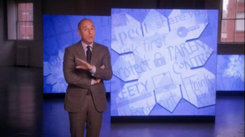 The More You Know TV Spot, 'Set Rules Online' Featuring Matt Lauer - Thumbnail 3