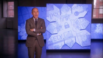 The More You Know TV Spot, 'Set Rules Online' Featuring Matt Lauer - Thumbnail 4