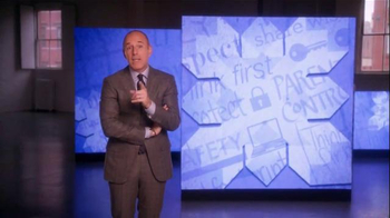 The More You Know TV Spot, 'Set Rules Online' Featuring Matt Lauer - Thumbnail 6