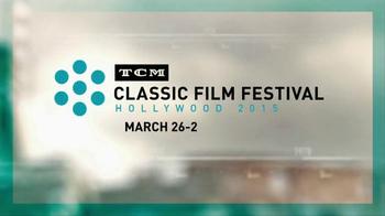 2015 TCM Classic Film Festival TV Spot - Thumbnail 8