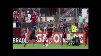 Major League Soccer TV Spot, 'Evolución de Fútbol' [Spanish] - 25 commercial airings