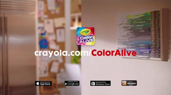 Crayola Color Alive TV Spot, 'Crayola Theater: Crayon Brothers' - Thumbnail 9