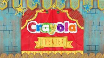 Crayola Color Alive TV Spot, 'Crayola Theater: Crayon Brothers' - Thumbnail 1