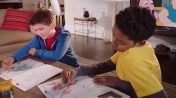 Crayola Color Alive TV Spot, 'Crayola Theater: Crayon Brothers' - Thumbnail 2