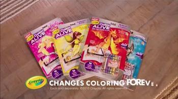 Crayola Color Alive TV Spot, 'Crayola Theater: Crayon Brothers' - Thumbnail 8