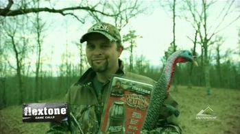 Flextone Thunder Cut'N Turkey Call TV Spot, 'Just Ask the Turkeys' - Thumbnail 2