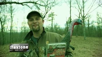 Flextone Thunder Cut'N Turkey Call TV Spot, 'Just Ask the Turkeys' - Thumbnail 3