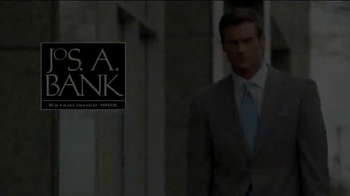 JoS. A. Bank 70% Off Entire Stock of Suits TV Spot, 'No Exceptions' - Thumbnail 1