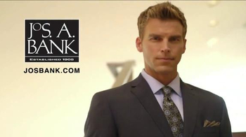 JoS. A. Bank 70% Off Entire Stock of Suits TV Spot, 'No Exceptions' - Thumbnail 10