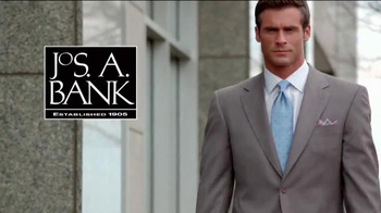 JoS. A. Bank 70% Off Entire Stock of Suits TV Spot, 'No Exceptions' - Thumbnail 2