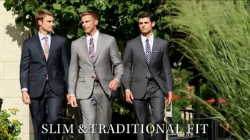 JoS. A. Bank 70% Off Entire Stock of Suits TV Spot, 'No Exceptions' - Thumbnail 8