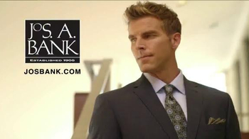 JoS. A. Bank 70% Off Entire Stock of Suits TV Spot, 'No Exceptions' - Thumbnail 9