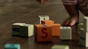 Shaw Flooring TV Spot, 'Building Blocks' - Thumbnail 2