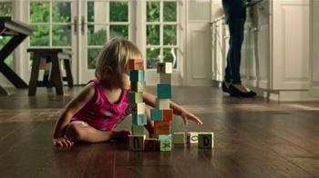 Shaw Flooring TV Spot, 'Building Blocks' - Thumbnail 5