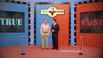 Credit Karma TV Spot, \'True or False\'